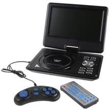 9.5 inch TFT LCD scherm Digital Multimedia Portable DVD met Card Reader & USB-poort  steun TV (PAL / NTSC / SECAM) & spel functie  180 graden rotatie  steun SD / MS / MMC-kaart