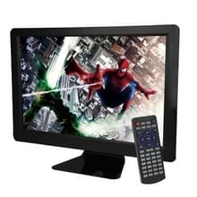 NS-1548 15 6 inch LCD-scherm HD LED digitale Multimedia Portable TV met EVD speler  steun TV & VGA & HDMI & AV & MP3 / CD kopie kaartlezer + FM (alleen EU Plug)