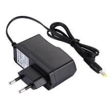 AC Adapter for Portable DVD Player  Output: DC 12V / 1.5A or 12V / 2A Random Delivery(Black)