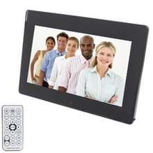 8-inch Digital Picture Frame met afstandsbediening ondersteuning SD / MMC / MS Card en USB (8006B)(Black)