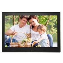 10.1 inch LED Display Multi-media Digital Photo Frame met houder & muziek & filmspeler  ondersteuning voor USB / SD / SDHC / MMC-kaart Input(Black)