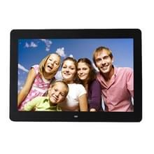 14 inch LED Display Multi-media Digital Photo Frame with Holder & Music & Movie Player  Support USB / SD / MS / MMC Card Input