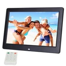 10.1 inch HD breed scherm Digital Photo Frame met houder & afstandsbediening  Allwinner E200  wekker / MP3 / MP4 / film Player(Black)