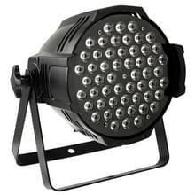 LED-B06 PAR licht DMX512 fase licht  3W x 54 LED RGB Light  Master / Slave controle / Auto Run modus
