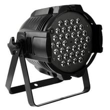 LED-B07 RGB PAR licht DMX512 etappe licht  1W x 36 geleid  Master / Slave controle / Auto Run modus