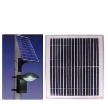 Poly-kristallijn zonnepaneel 10W voor 18V accu