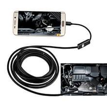 AN97 Waterdicht Micro USB-endoscoop Snake buis inspectie Camera met 6 geleid voor delen van OTG functie Android mobiele telefoon  lengte: 2 meter  Diameter van de Lens: 7mm