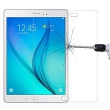 Voor Galaxy Tab een 9.7 / T550 / T555 0 4 mm 9 H + oppervlaktehardheid 2.5D explosieveilige getemperd glas Film