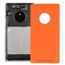 Vervanging van de dekking van de batterij terug voor Nokia Lumia 830(Orange)