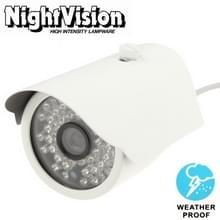 3.6mm Lens CMOS IR & waterdicht kleuren CCD videocamera  IR afstand: 50m