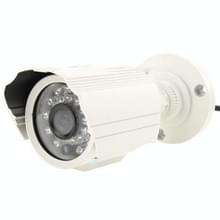 1/3 Sony 700TVL 3.6 mm lens IR & waterdichte mini Color CCD video camera  IR afstand: 30m