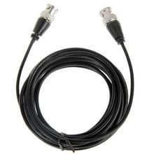 BNC mannelijk naar mannelijke BNC-kabel voor de Camera van het toezicht  lengte: 5m