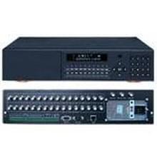 Staan alleen DVR met H.264 compressie  SATA harde schijf  de Video-ingang: 16 kanaal  BNC(Black)