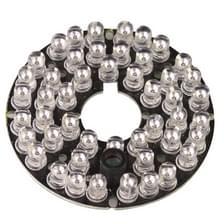 48 LED 5mm infraroodlamp Board voor CCD Camera  IR afstand: 40m
