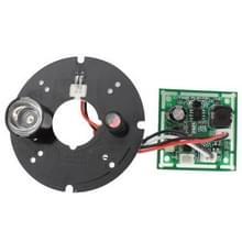 Array 1 LED infrarood Lamp Board voor 4mm Lens CCD Camera  infrarood hoek: 60 graden