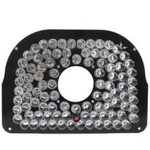 96 LED 8mm infraroodlamp Board voor CCD Camera  infrarood hoek: 60 graden