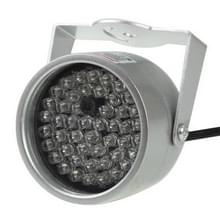 48 LED assistent licht voor CCD Camera  IR afstand: 50m