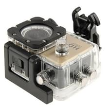 SJ4000 Full HD 1080P 1.5 inch LCD sport Camcorder met waterdichte hoes 12.0 Mega CMOS Sensor 30m Waterproof(Gold)