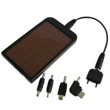 Solar Mobile Charger for PDA  MP3  MP4   Solar panel: 0.4W