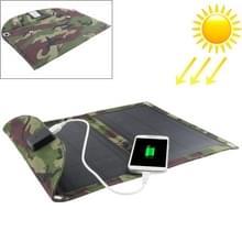 10W draagbare Folding zonnepaneel / Solar Lader Bag voor Laptops / mobiele telefoons