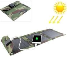 7W draagbare Folding zonnepaneel / Solar Lader Bag voor Laptops / mobiele telefoons