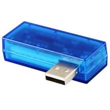 USB spanning gratis arts / huidige Tester voor mobiele telefoons / Tablets(Blue)