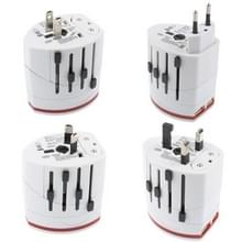 Stekkeradapter  World Travel Adapter 2 & USB lader
