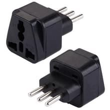 Steek Adapter  Travel Power Adaptor met Italiaanse stekker