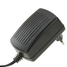 Hoge kwaliteit EU Plug AC 100-240V naar DC 9V 2A Power Adapter  Tips: 5.5 x 2.1 mm  kabel lengte: 1 m