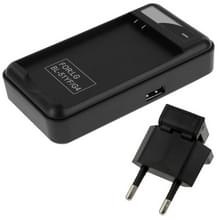 Universele USB uitgang stijl Intelligente batterijlader voor LG G4 (EU Plug)