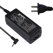 universeel Power Supply Adapter 19V 2.1a 40W 2.5x0.7mm Lader voor Asus N17908 / V85 / R33030 / EXA0901 / XH Laptop met AC Kabel, USA stekker
