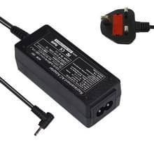universeel Power Supply Adapter 19V 2.1a 40W 2.5x0.7mm Lader voor Asus N17908 / V85 / R33030 / EXA0901 / XH Laptop met de Kabel van de AC  UK stekker