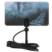 HD/ DTV / UHF / VHF / FM Digital Indoor TV Antenna with Sucker  Gain: 35dB
