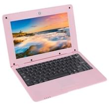 10 1 inch Netbook PC  1GB+8GB  TDD-10.1 Android 5.1 ATM7059 Quad Core 1 6 GHz  BT  WiFi  HDMI  SD  RJ45 (roze)