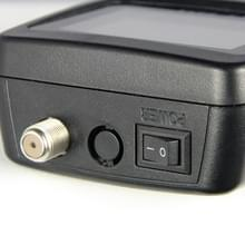 SATLINK WS6933 draagbare digitale satelliet Finder Meter  2.1 inch LCD kleurenscherm  DVB-S2/S signaal aanwijzer