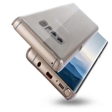 Opmerking voor Galaxy 8 PC transparante beschermende Back Cover Case (transparant)