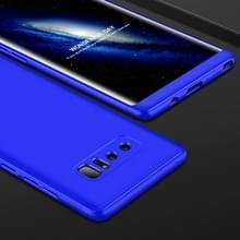 GKK voor Galaxy Note 8 PC 360 graden beschermhoes volledige Back Cover(Blue)