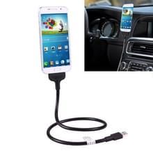 Multi functieele metaal Soft Slang Micro USB naar USB Data laad Kabel met flexibele Desk Dock auto dok function  Voor Samsung  HTC  Sony  Lenovo  nl andere Smartphones