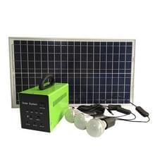 SG30W-AC100 30W huishoudelijke high power zonne-energie generatie systeem