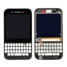 LCD-scherm en Digitizer met Frame voor BlackBerry Q5(Black)