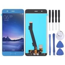 LCD-scherm en digitizer volledige assemblage voor Xiaomi Note 3 (blauw)