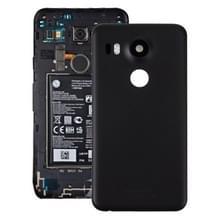 De dekking van de batterij terug voor Google Nexus 5X(Black)