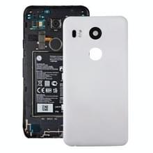 De dekking van de batterij terug voor Google Nexus 5X(White)