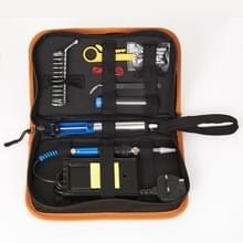 15-in-1 50Hz 60W gewone solderen strijkijzer solderen instellen Kit  willekeurige kleur levering