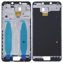 Front behuizing LCD frame bezel Plate voor ASUS Zenfone 4 Max ZC554KL X00IS X00ID (zwart)