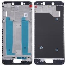 Front Housing LCD Frame Bezel Plate for Asus Zenfone 4 Max ZC520KL X00HD(Black)