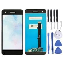 LCD-scherm en Digitizer voor Vodafone Smart V8 VFD710(Black)