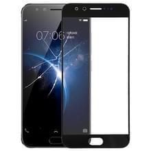 Voorste scherm buitenste glaslens voor Vivo X9i(Black)