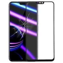 Voorste scherm buitenste glaslens voor Vivo X21i(Black)