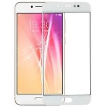 Voorste scherm buitenste glaslens voor Vivo X7(White)